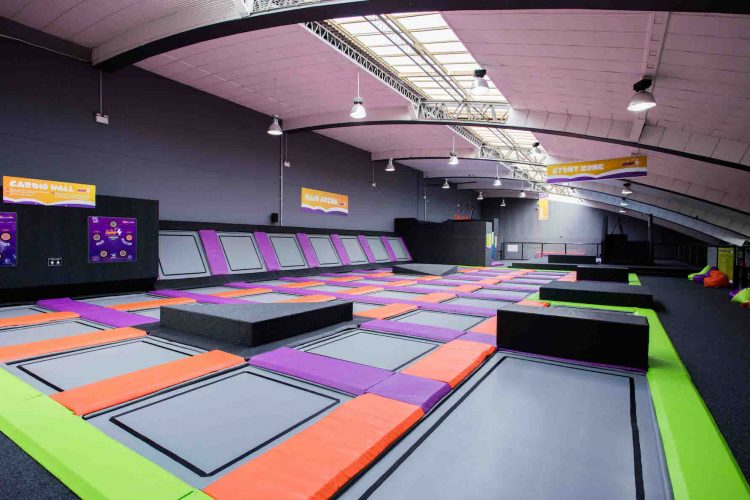 Ignition Helps New Trampoline Park Lift Off Ignition Credit